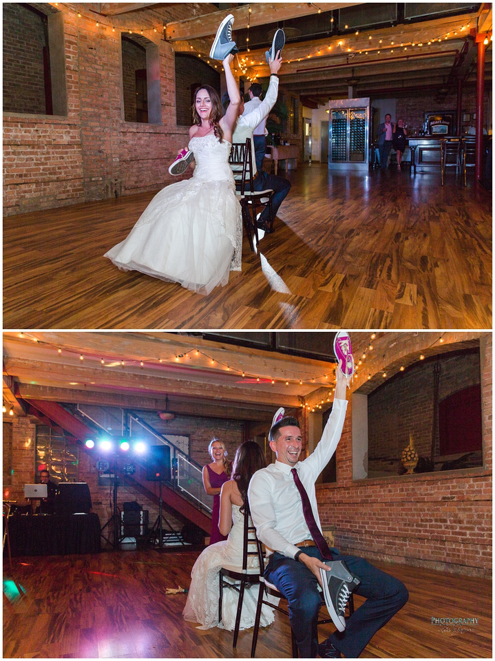 Amorette and Dale | Starline Factory Wedding in Harvard, IL