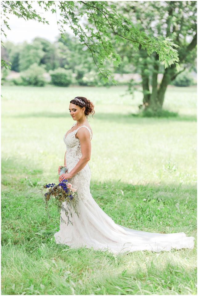 Country Club wedding in Rockford, IL