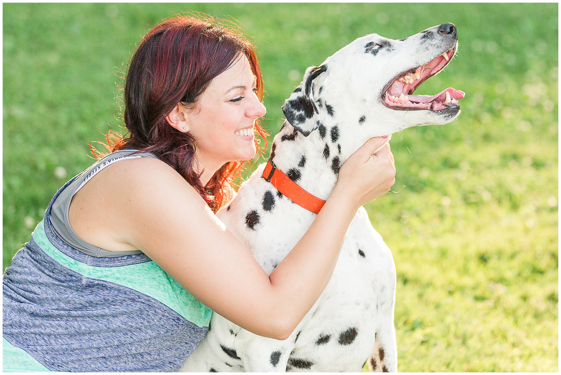 Ashlee and Jasper | Pet photography Rockford, IL Princeton, IL