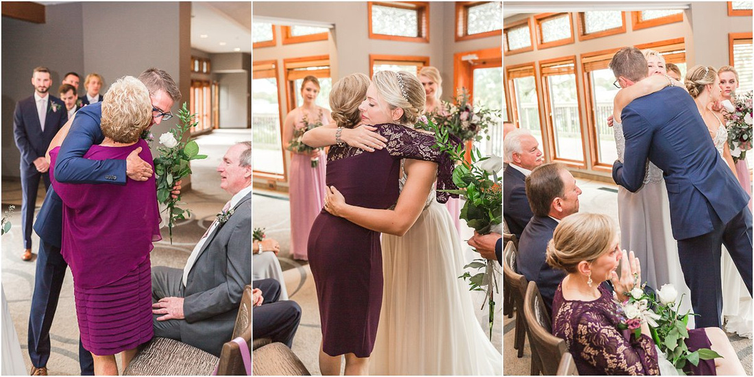 Ali + Nic are Married! Cliffbreakers Wedding, Rockford, IL. Photography By Ronica, Rockford, IL Wedding Photographer