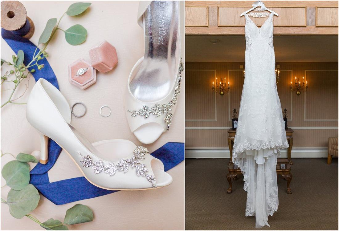 Katherine + Torin, country club wedding, Rockford, IL