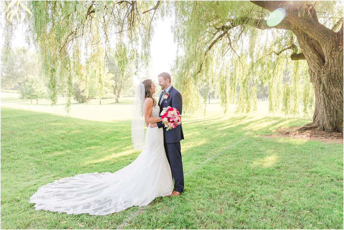 Katherine + Torin | Forest Hills Country Club Wedding